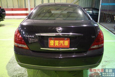 Nissan 日產 Teana 照片10