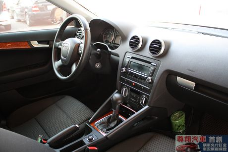 Audi 奧迪 A3 TDI 照片8