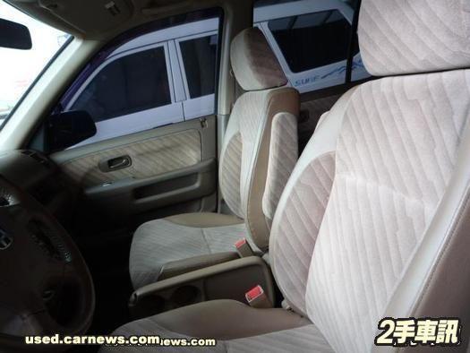 04年新款應眼CRV 車美 優質 照片3