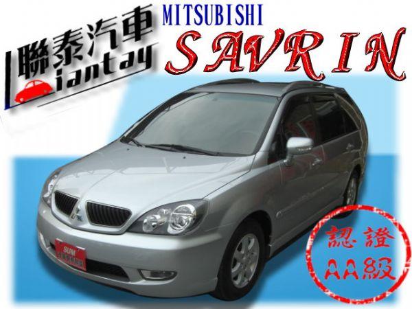 SUM聯泰汽車~2008年 SAVRIN 照片1