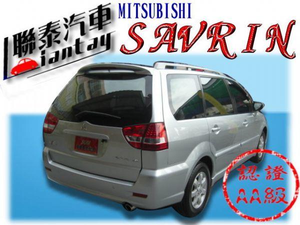 SUM聯泰汽車~2008年 SAVRIN 照片10