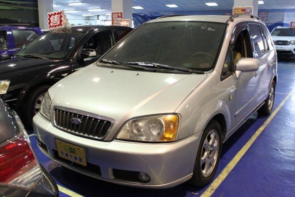 福特 MAV 1.8 銀色 照片1