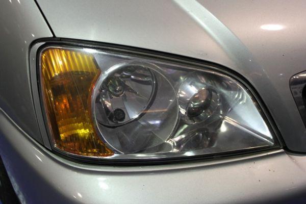 福特 MAV 1.8 銀色 照片2