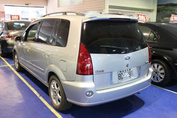 福特 MAV 1.8 銀色 照片5