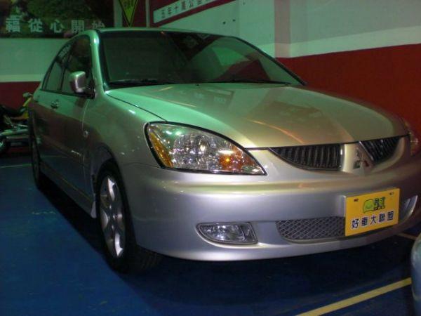 三菱 GB LANCER 1.8 銀色 照片1