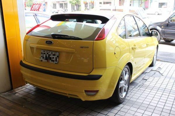 福特 FOCUS 2.0 黃色(手排) 照片10