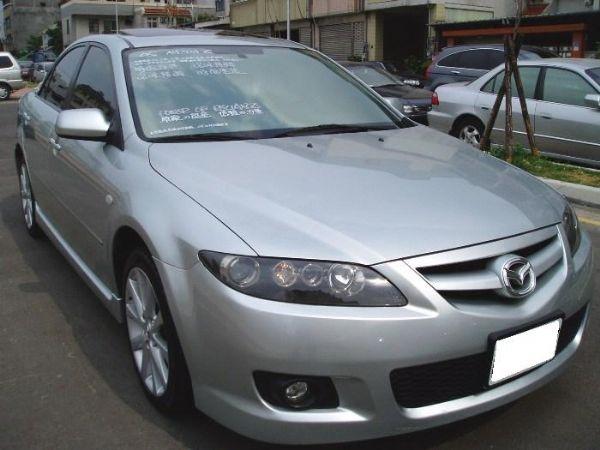 Mazda 6 2.3S 照片2