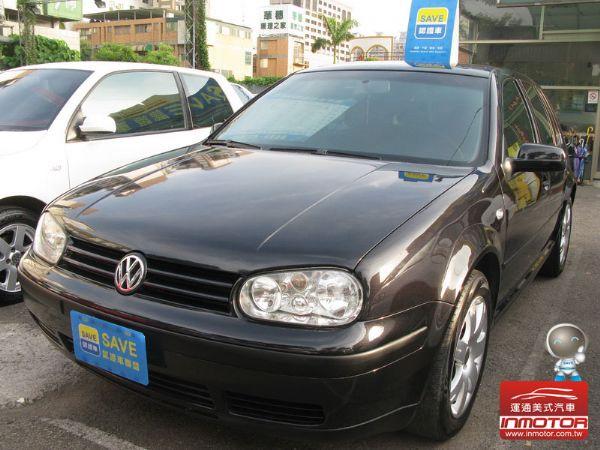 運通汽車-2004年-VW-Golf 照片1