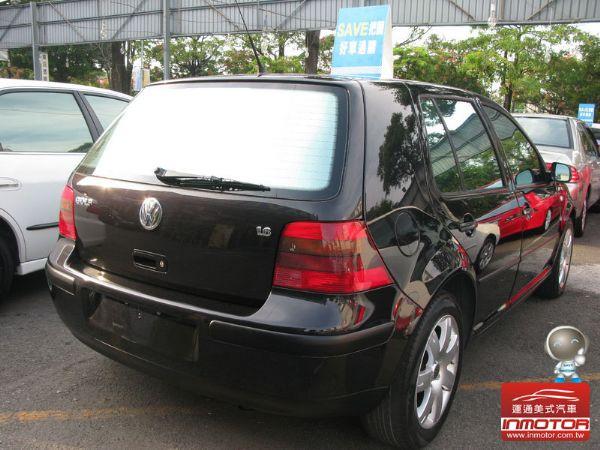 運通汽車-2004年-VW-Golf 照片9