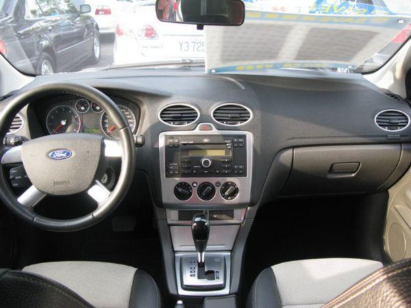 運通汽車-2008年-福特-Focus 照片5