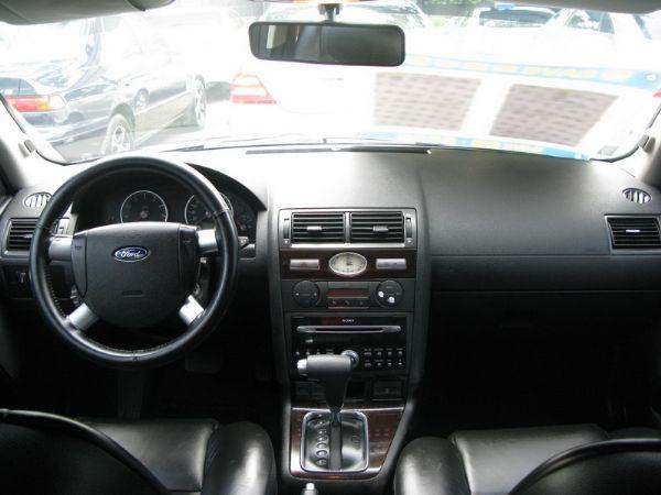 運通汽車-2005年-福特-曼陀士達 照片5