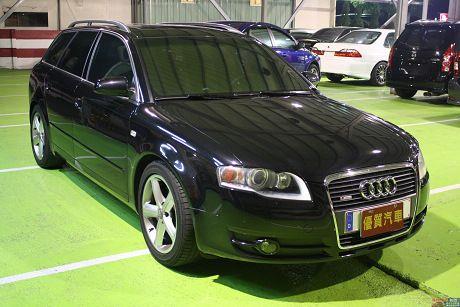 Audi 奧迪 A4 1.8T Avan 照片2