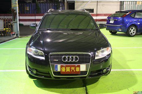 Audi 奧迪 A4 1.8T Avan 照片3
