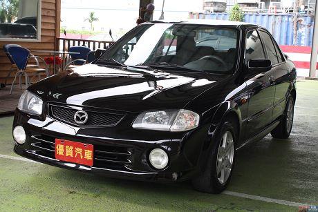 Mazda 馬自達 323 照片3
