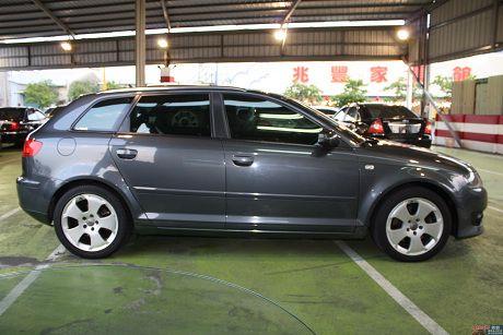 Audi 奧迪 A3 2.0T 照片4