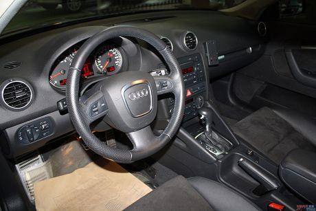 Audi 奧迪 A3 2.0T 照片7