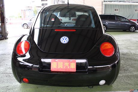 VW 福斯 Beetle 照片4