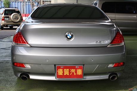 BMW 寶馬 6系列 650 Ci 照片5
