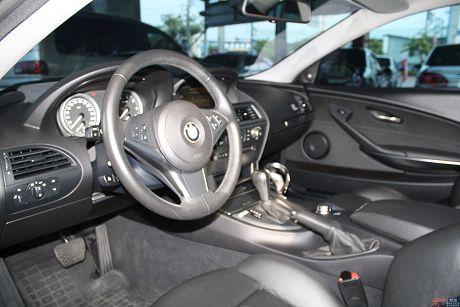 BMW 寶馬 6系列 650 Ci 照片6