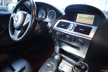 BMW 寶馬 6系列 650 Ci 照片8