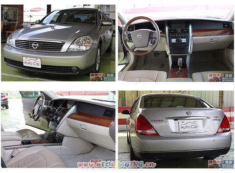 Nissan 日產 Teana 照片1