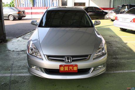 Honda 本田 Accord K11 照片2