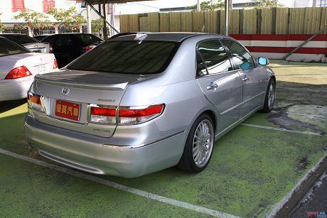 Honda 本田 Accord K11 照片6