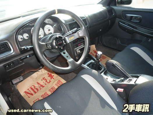 01年白鯊 里程數保證 全車原漆 照片5