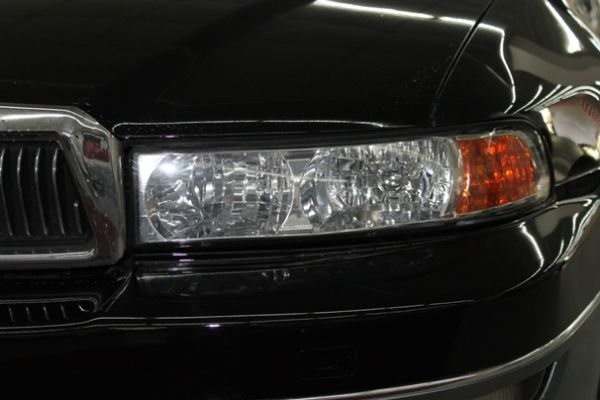 三菱 GALANT 2.0 黑色 照片2