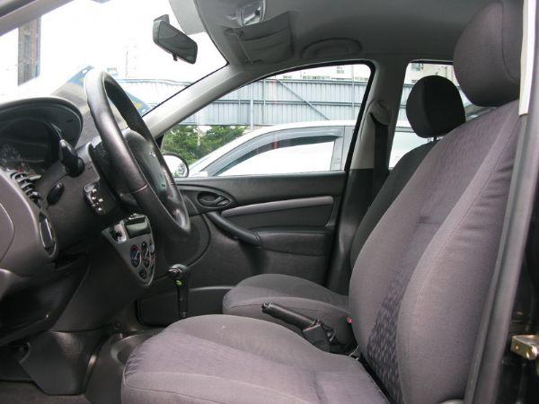 運通汽車-2002年-福特-Focus 照片3