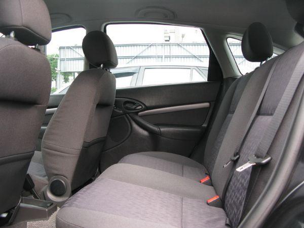 運通汽車-2002年-福特-Focus 照片4