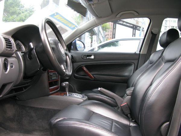 運通汽車-2005年-VW-Passat 照片3