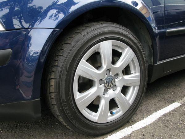 運通汽車-2005年-VW-Passat 照片7
