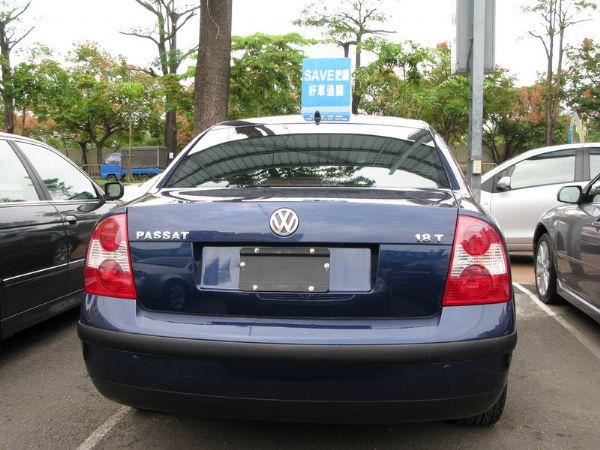 運通汽車-2005年-VW-Passat 照片8