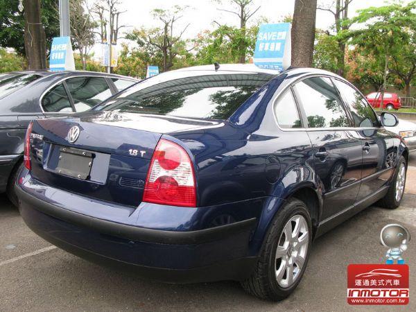 運通汽車-2005年-VW-Passat 照片9
