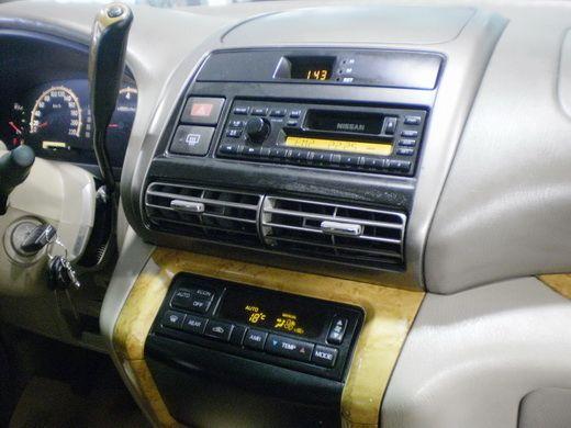 05日產Q-RV頂級DVD倒車影像 照片8