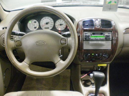 02福特TIERRA優質代步車 照片6