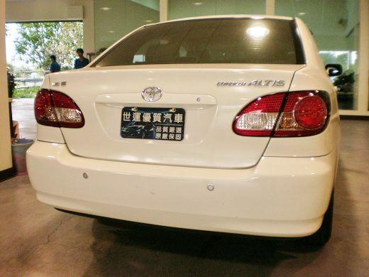04豐田阿提斯1.8L天窗 照片2