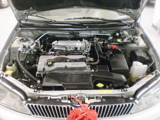 02福特TIERRA優質代步車 照片9