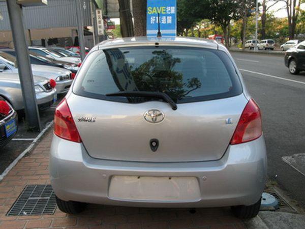 運通汽車-2009年-豐田-Yaris 照片8