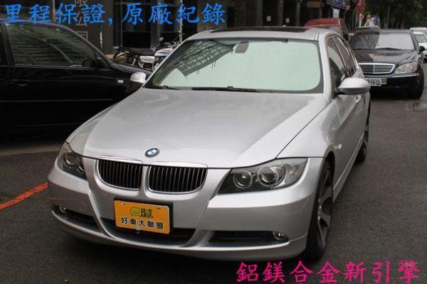 BMW 323  2.5 銀色 照片1