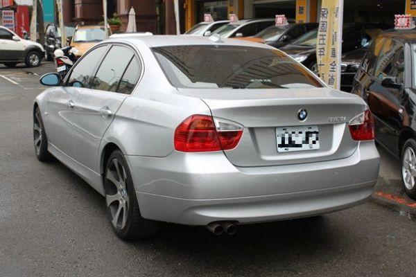 BMW 323  2.5 銀色 照片10