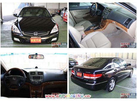 Honda 本田 Accord K11 照片1