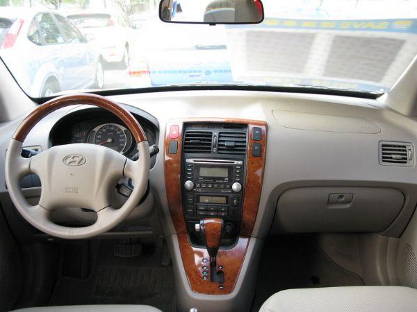 運通汽車-2006年-現代-Tucson 照片5
