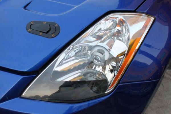 日產 350Z 3.5 寶藍色 照片2