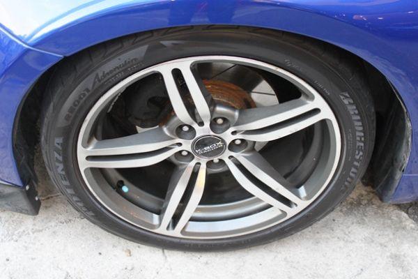 日產 350Z 3.5 寶藍色 照片3