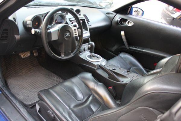 日產 350Z 3.5 寶藍色 照片4