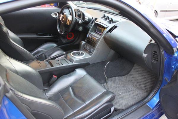 日產 350Z 3.5 寶藍色 照片5