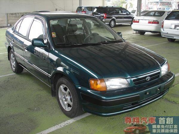 Toyota豐田 Tercel 照片8