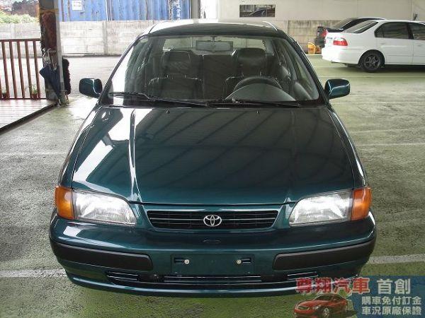 Toyota豐田 Tercel 照片9